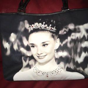 Handbags - Audrey Hepburn Bag- New